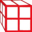 Cubo cuadruple