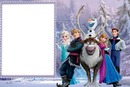 Montagem do Frozen