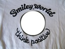 toi sur un t-shirt smiley !