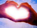 corazon luz