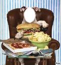 dejeuner du chien