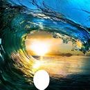 Veja as ondas