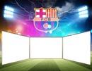 Marco 3 fotos F.C Barcelona