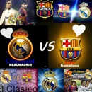 Real Madrid VS Barselona