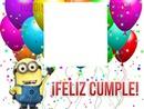 cumpleaños minnions