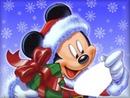 Fotomontaje de Navidad 2013 Mickey