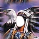 aigle indien