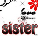 sister love you 2
