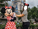 photo avec minnie