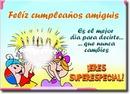 Feliz Cumpleaños Amiguis