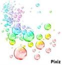 Dans les bulles