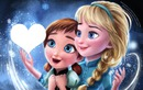 Frozen Young Elsa and Anna