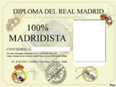 real madrid diploma