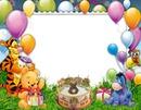 foto marco winnie pooh bebe
