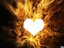 flamme d'amour