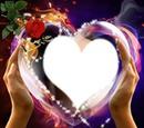 corazon de arcoiris