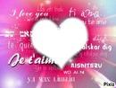coeur i love you