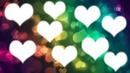 cadre de coeurs