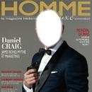couverture magazine homme