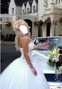 un fille du mariage