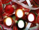 Navidad bolas:)