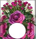 Bouquê de Rosas e Botões