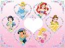 corazon princesas