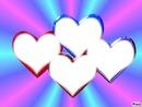 Coeurs x4
