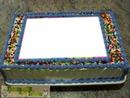 Placez la photo sur la pomme gâteau Tante Roberta