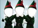 3 lutins de Noël