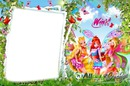 winx bloom,stella and flora