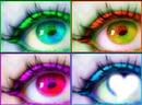 les yeux de l'amour