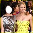 With Shakira