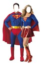 super girl et super woman