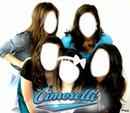 5 filles
