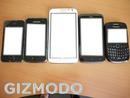 iphone\samsung\blackberry