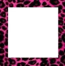 Fond Panthère rose avec phto
