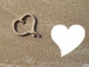 coeur de sable
