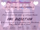 diploma one direction