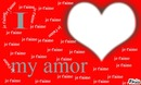 i love my amor