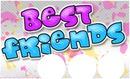 mejores amigas por siempre bff