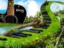 La musique dans la nature