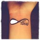 love you infinity