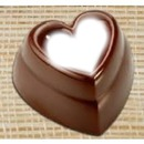 corazon chocolate
