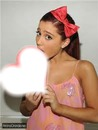 Ariana Grande y su corazón