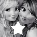 Anna e Elsa modernas
