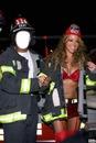 Pompier et Maria
