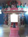 Intérieur chambre Veeraman Kali St-Be