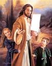 jesus com bebê