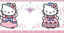princesse hello kitty
